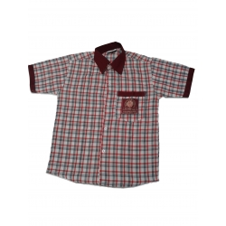 Regular Uniform Boys Shirt