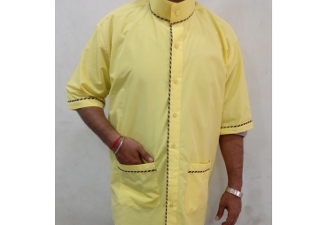 Yellow Utility Uniform 006