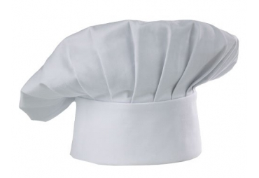 White Chef Hat 002