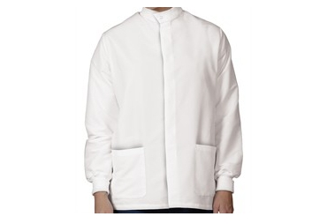 Stand Collar Lab Coat 008