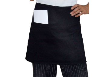 Short Chef Apron 002