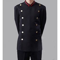 Black Bell Boy Uniform 002