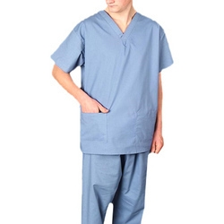 V Neck Patient Uniform 004