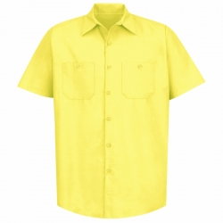 Half Sleeves Worker Shirt 002