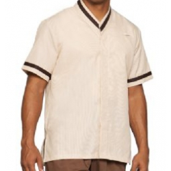 V Neck housekeeping Uniform 005