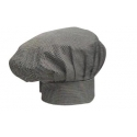 Checkered Chef Hat 008
